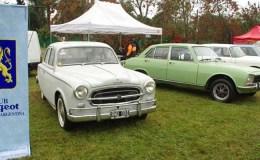 Día de campo del Club Peugeot Clásicos