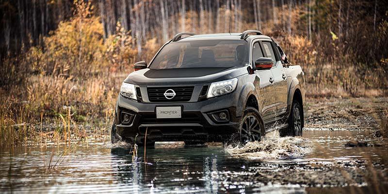 Nueva Nissan Frontier X-GEAR+.