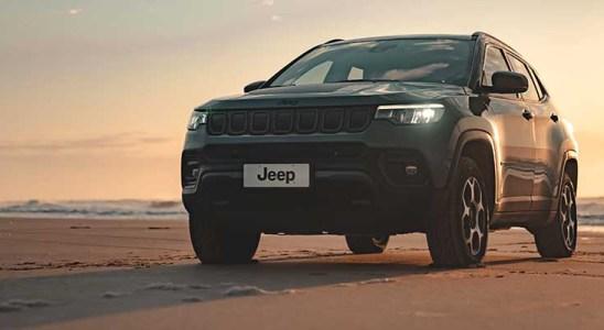 Jeep lanzó el nuevo Compass.