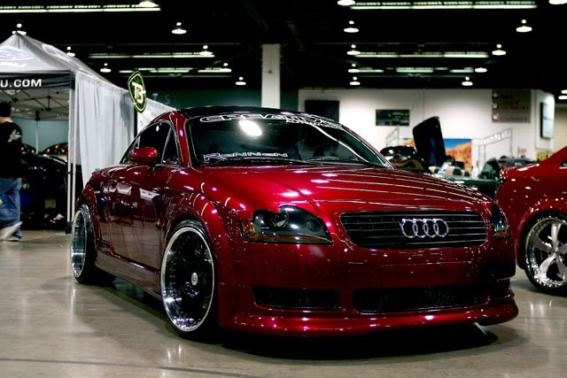 Audi Tt Autos Y Tecnologia