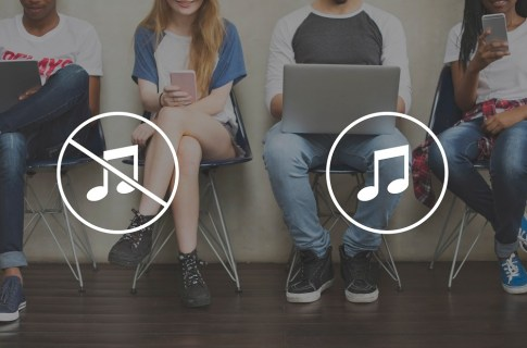 Как включить звук в истории Instagram