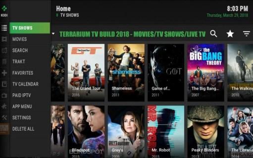 Как удалить рекламу с Terrarium TV
