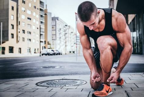 Как сохранить пробег в приложении Nike Run Club