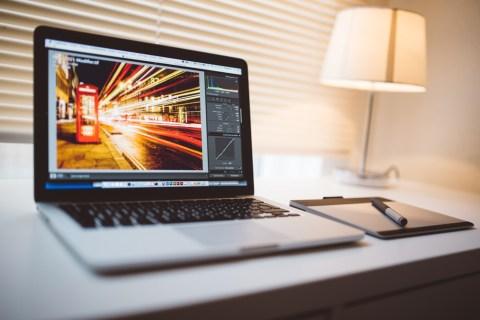 Как размыть изображение в Adobe Lightroom