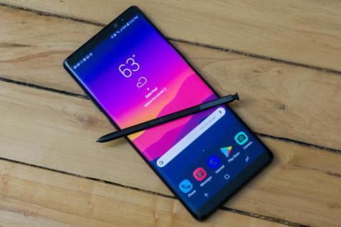 Как использовать будильник на Samsung Galaxy Note 9