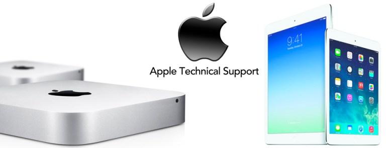 Техническая поддержка Apple – как связаться