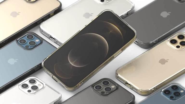 Лучшие прозрачные чехлы для iPhone 12 Pro Max в 2020 году