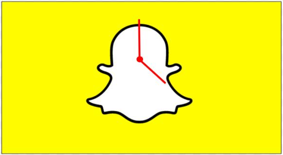 Snapchat: как увеличить время