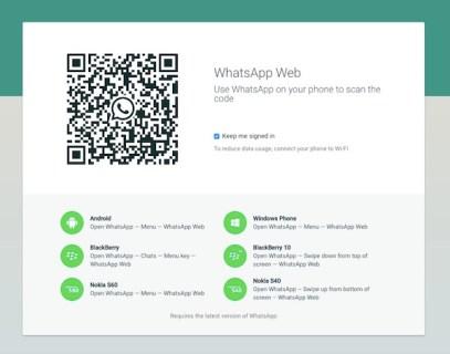 Как использовать WhatsApp в Windows 10