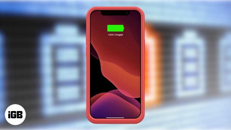 Лучшие аккумуляторы для iPhone 12 Mini 2021 года