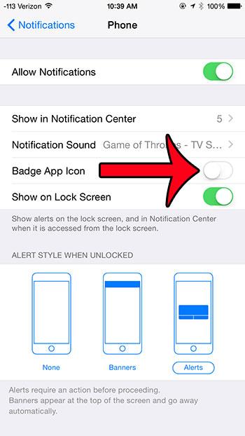 Что такое значок приложения на iPhone 6?
