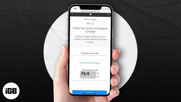 4 способа проверить статус гарантии iPhone