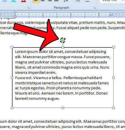 Как повернуть текстовое поле в Word 2010