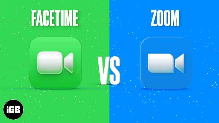 FaceTime против Zoom: какое приложение для видеосвязи лучше всего?