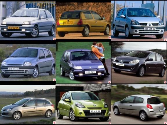 Renault Clio - examen de la voiture