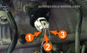 Parte 3 Cómo Probar el Sensor TPS (Dodge 39L, 52L, 59L)