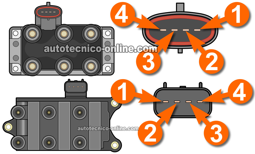 Diagram Order Plug Ford Firing 1994 40l Ranger Spark