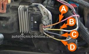 Parte 2 Cómo Probar el Módulo de Encendido GM 43L, 50L