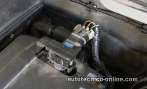 Parte 1 Cómo Probar El Sensor MAP Con Un Multímetro (35L