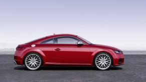 2016 Audi TTS Coupe 2.0T quattro S tronic Photo by Audi