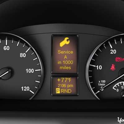 Что такое системы активного обслуживания Mercedes-Benz (ASSYST, ASSYST PLUS, ASSYST) и как они работают