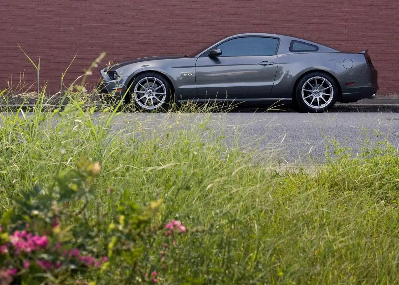 Forgestar Cf10 Wheels Mustang