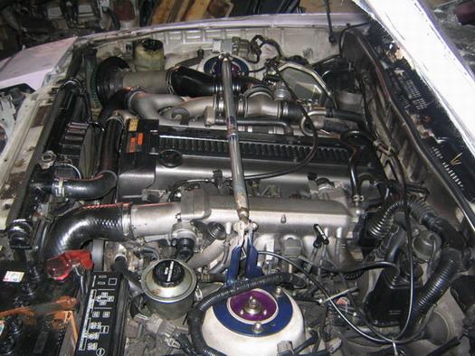supra twin turbo pic
