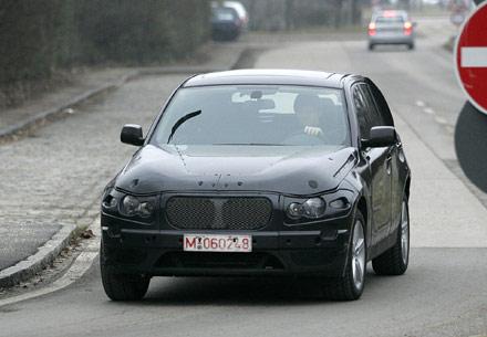 BMW X1 Photos