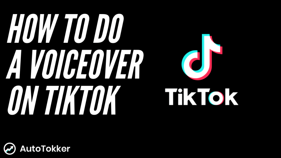 How to do a voiceover original sounds on TikTok? 2020
