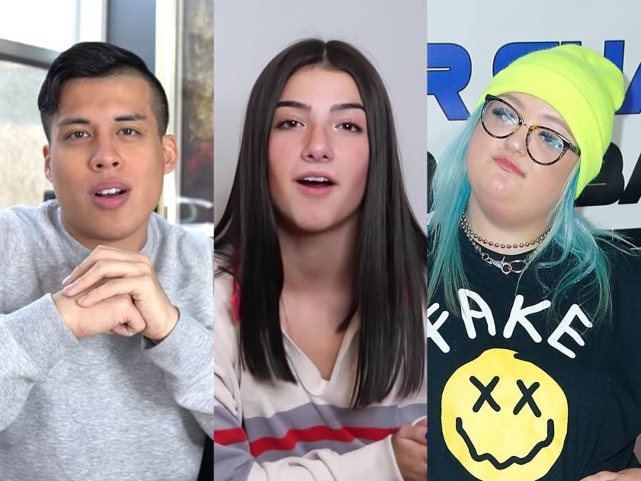 famous tiktok influencers