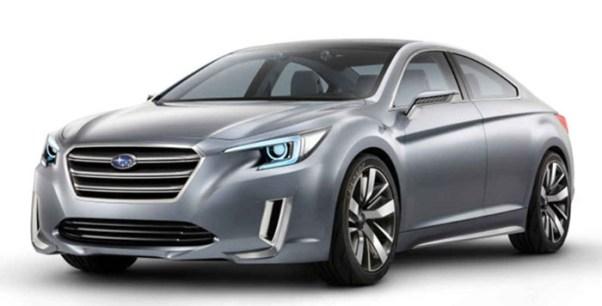 2019 Subaru Legacy Price
