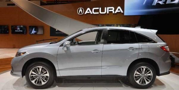 2018 Acura RDX Spec