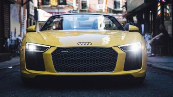 2018 Audi R8 Performance