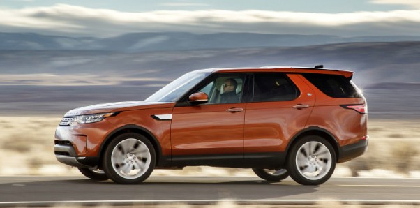 2018 Land Rover Discovery Price