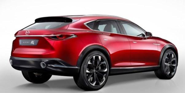 2018 Mazda CX-7 Release Date