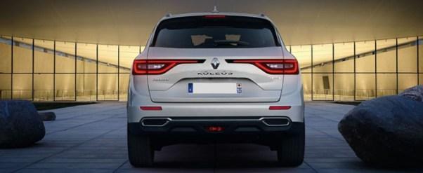 2018 Renault Koleos Price