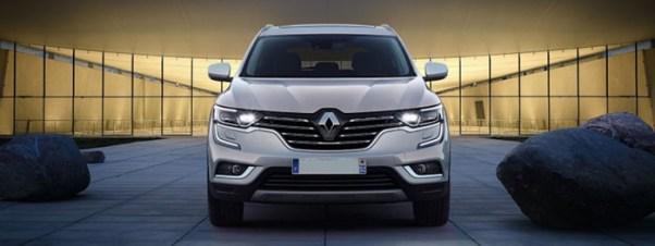 2018 Renault Koleos Release Date