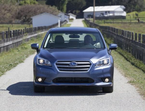 2018 Subaru Legacy Release Date