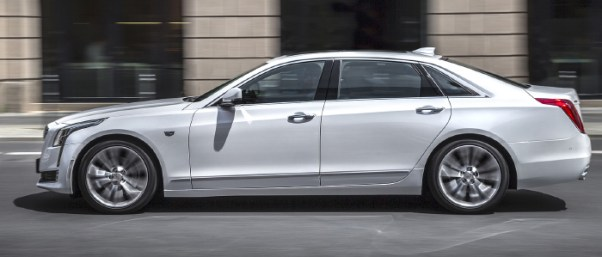2019 Cadillac CT6 Price