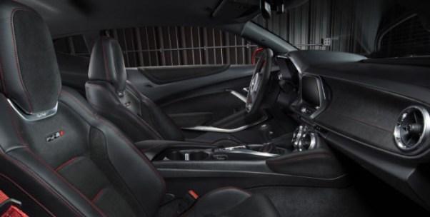2019 Chevy Camaro Interior