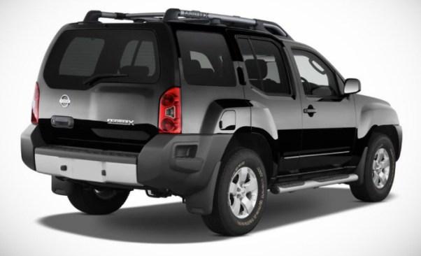 2019 Nissan Xterra Spec