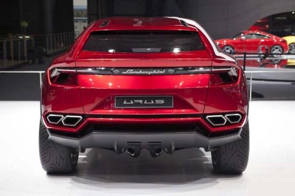 Lamborghini Urus 2018 Price Usa