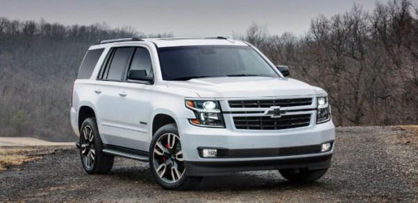 2018 Chevrolet Suburban Price
