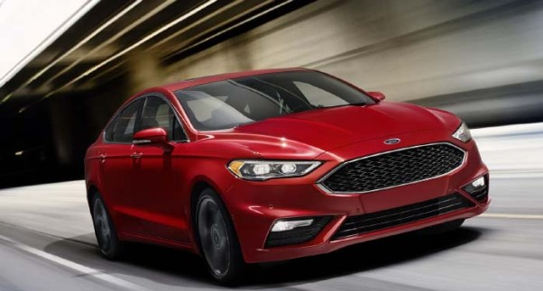 2019 Ford Fusion Price