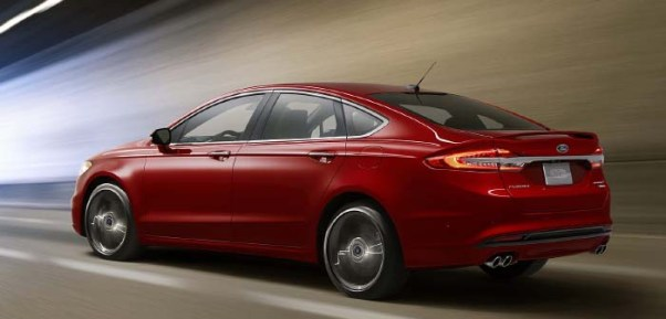 2019 Ford Fusion Release Date