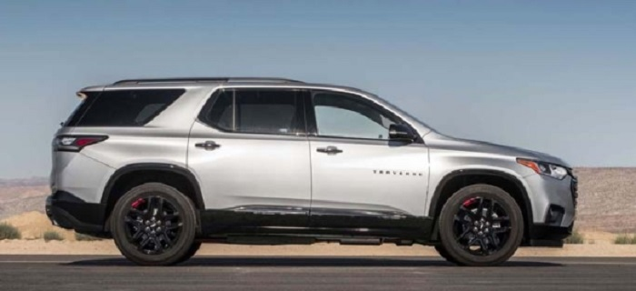 2019 Chevy Traverse Changes, Release Date