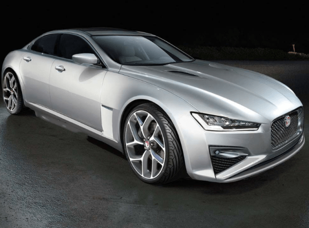 2020 Jaguar XJ Coupe Redesign