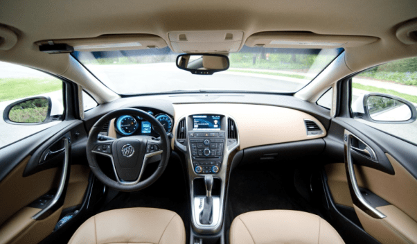 new 2020 buick encore Interior