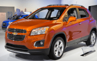 2020 Chevy Trax Redesign