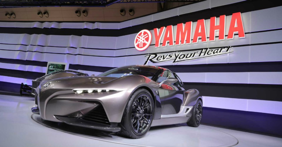 Yamaha Sports Ride